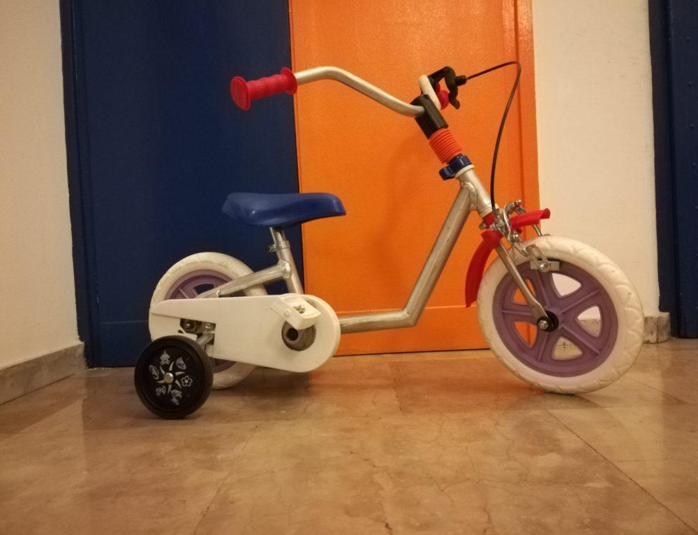 Una bici a misura di bambino: i candidati