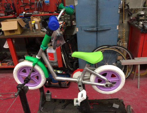 """Invito a presentare interesse per la graduatoria delle biciclette del progetto """"una bici a misura di bambino"""" 2017/2018"""