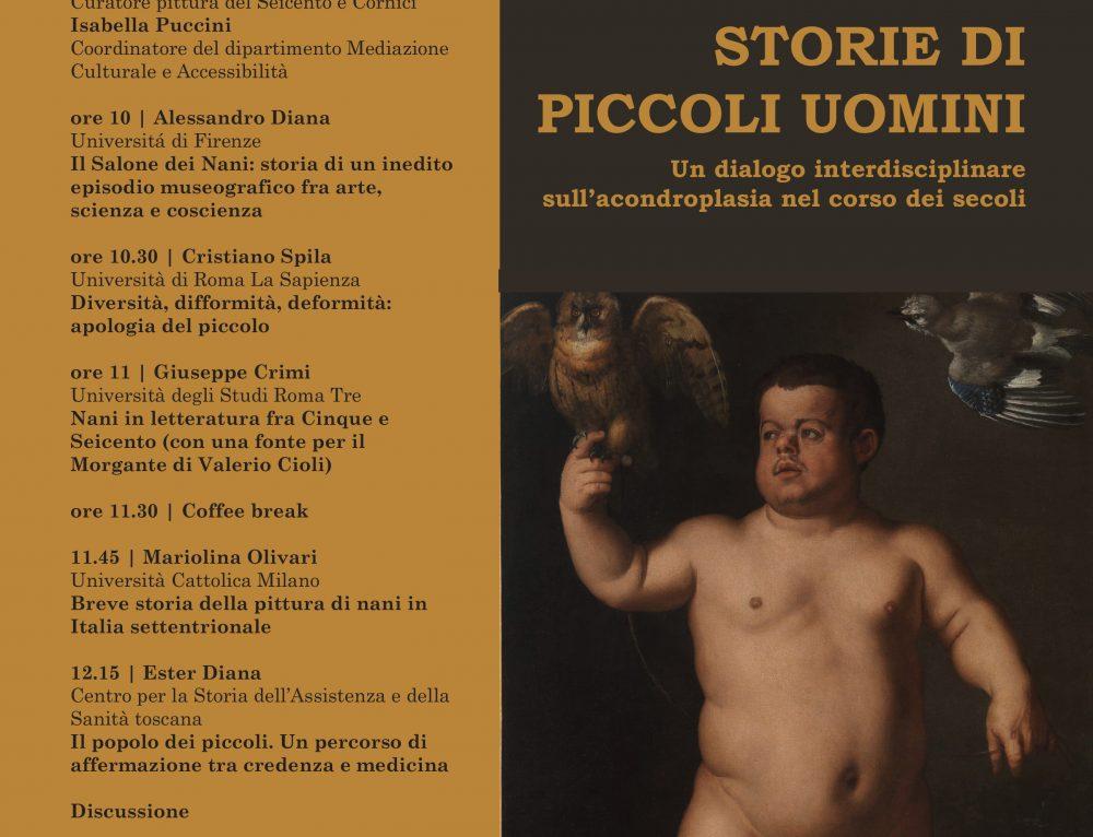 """Firenze 29 novembre """"Storie di Piccoli Uomini"""""""