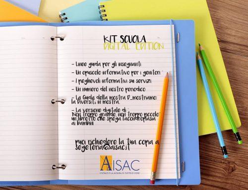 KitScuola: uno strumento utile per le iscrizioni alla scuola primaria..e non solo.