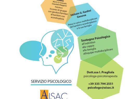 Il servizio psicologico