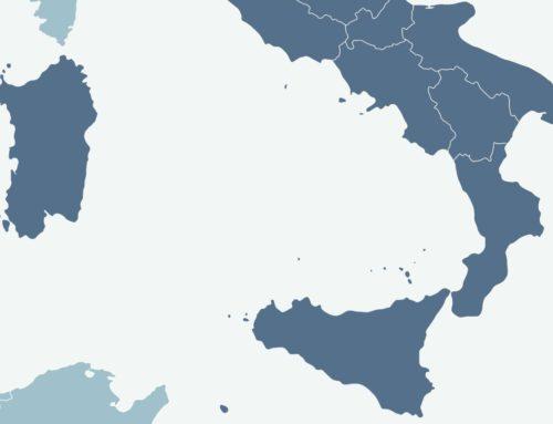 Vivi in Centro/Sud Italia? Qual è il tuo Centro clinico di riferimento?