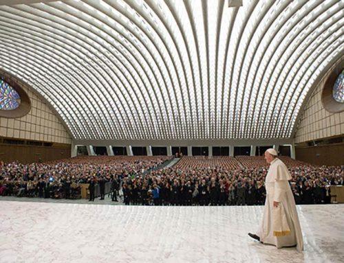 """""""Udienza Papale"""" in Vaticano del 4 aprile 2020"""