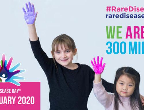 3 eventi con AISAC per la Giornata delle malattie rare 2020