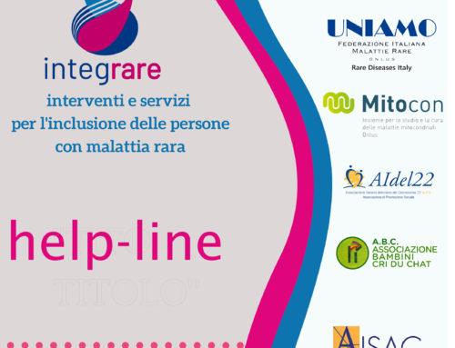 Help-line progetto Integrare